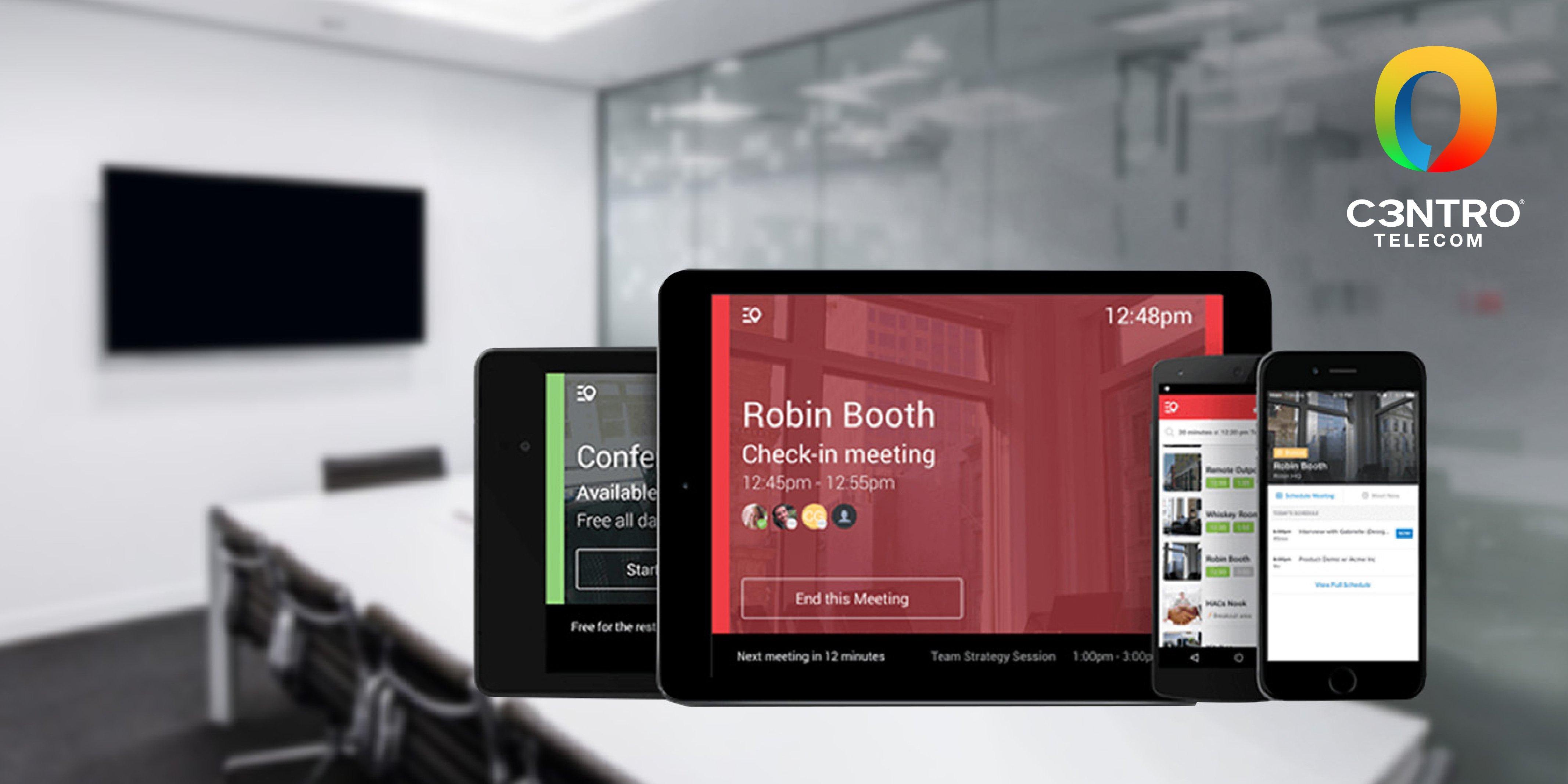 sistema de agendamiento de salas Robin