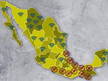 Telecomm y SCT cancelan licitación de Red Troncal, que conectaría al 80% de la población mexicana