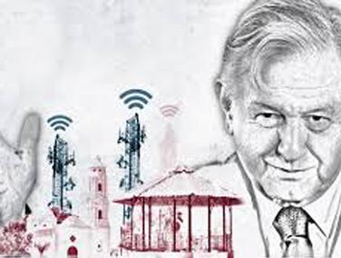 Internet para todos, el plan de AMLO que no convence a los inversionistas.
