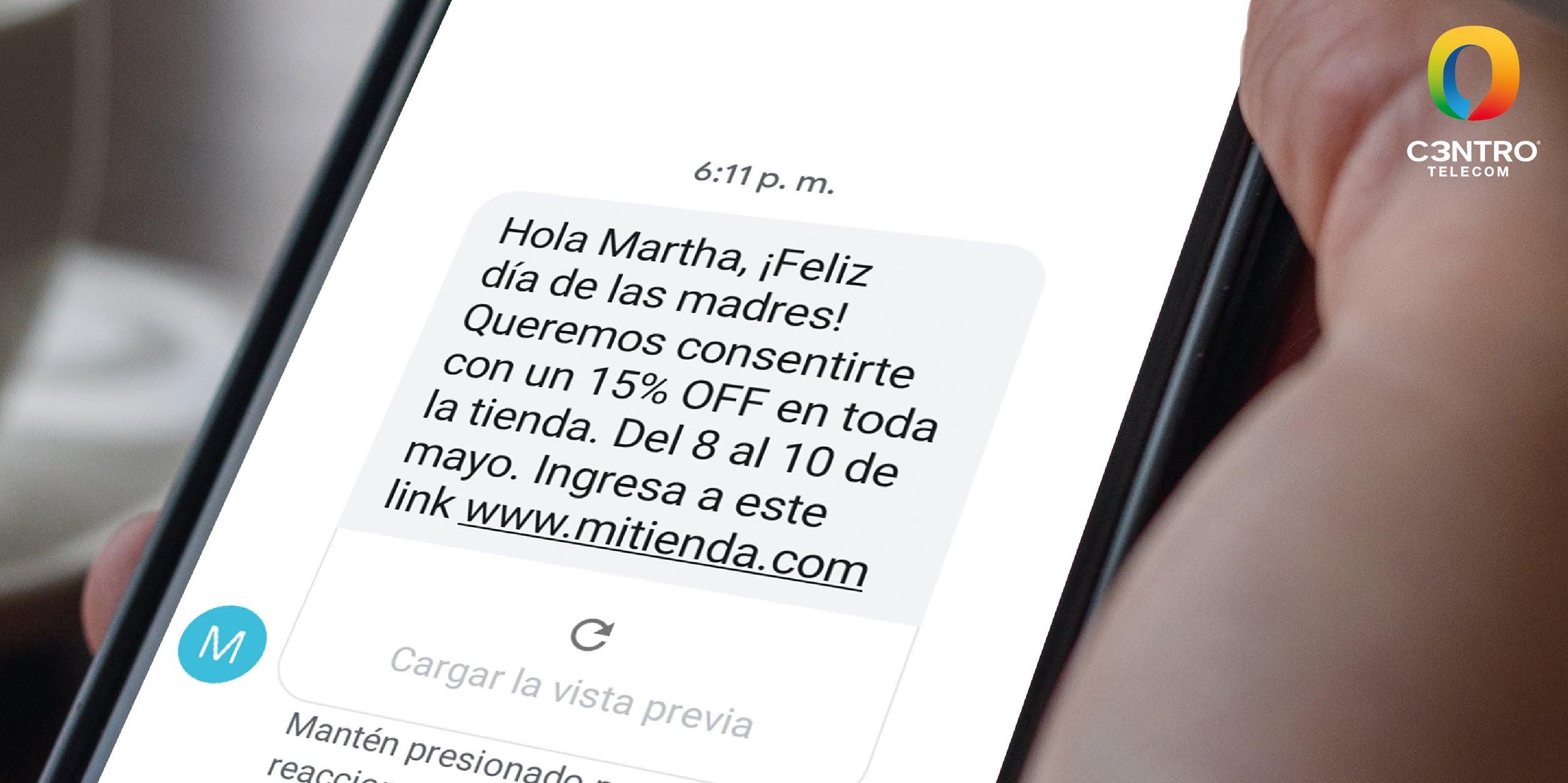 SMS-personalizados