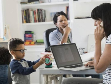 En México sólo 4 de cada 10 empresas permiten el home office o teletrabajo