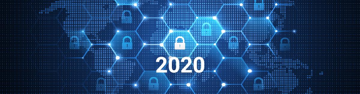 imagen tendencias 2020 en seguridad cibernetica