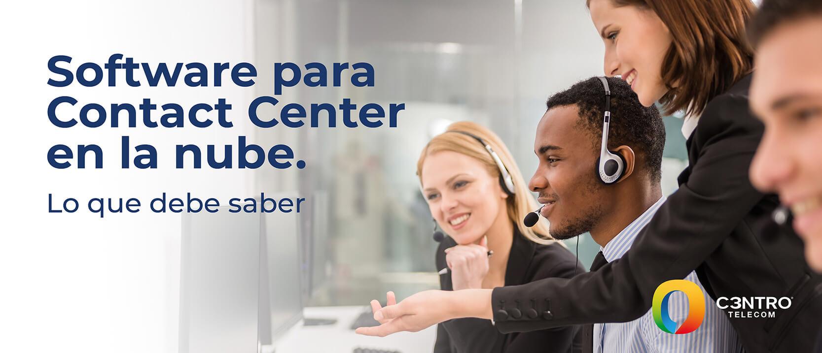 software para contact center